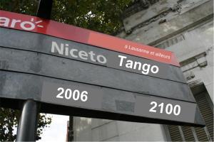 La rue la plus courue de Buenos Aires